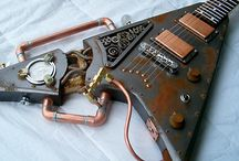 F'n Steampunk / by Rock The F Out