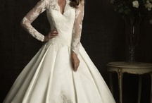 Wed Dress / by Yule Bisetto
