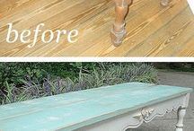 Furniture Make Overs / by Kristin Anderson