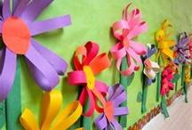 Spring Activities & Artwork / Education (Pre-K) / by Andi Delmedico