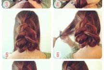 Hairstyles  / by Jade Lyn