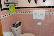 bathroom project / by Susan Kelly