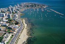Punta Del Este, Uruguay / by Urbita (www.urbita.com) - I love this place!