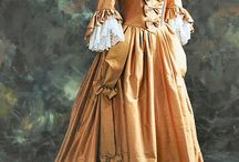Historical costuming / Rendezvous clothing / by Dana Hoffman
