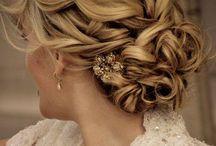 Wedding hair ideas / by Casey Houx