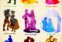 Disney Love / by Kaleigh Spencer
