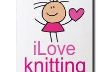 Knitting / by Susan Hoernschemeyer