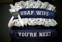 Military Wedding / Plan a wedding with a military theme, whether it be Army, Navy, Air Force or Marines.  / by Wedding Favors Unlimited