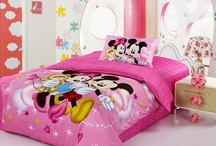 Disney Bedding / It will bring you into a magical world and make your dreams come true! Disney Bedding Sets, let your childhood come back. / by Colorful Mart