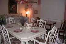 Living Cottage Chic/Shabby Chic / Special Touch Interiors by Lynette Norton (retired) Now only working with my husband Paul, through Norman Norton Construction.       805-466-4776  / by Lynette Norton