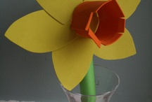 Spring Crafts for classroom / by Robin Allison