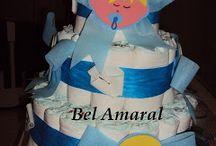 Chá de Bebe Lindos modelos para lembrancinhas ou Maternidade / Lembrancinhas para Chá de Bebê e Maternidade / by Bel Amaral