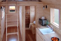 Tiny Houses and Cabins / by Junque Male
