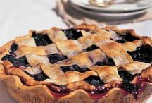 Goodies~Fruit Pies/Tarts/Cobblers/Crisps / A crust full of fruity goodness! Repin as many as you like....the whole point of this is to share!  / by Ann Levin