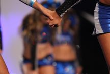 Cheerleading / by Joellen Mars
