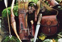 Archery gear! / by Chris Ayer