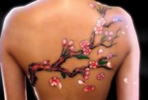 Tattoos / by Ang Griffin