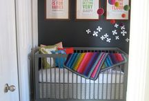Home: Baby nursery ideas / by Joanne White