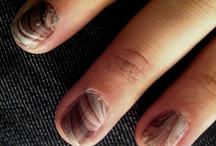 makeup and nails / by Teresa salamone