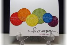 Birthday Cards / by Connie Ploch