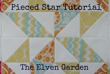 Quilt Block Tutorials / by Mary Emmens