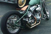 Harley / Custom  / by Omid \m/