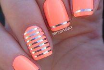 Nails! / *-* / by Pip ∨aldez