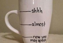 Coffeeeeeeeeeee / by Miss Understood