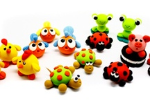 Jumping clay/fimo/polymer  / by Gisela Bg