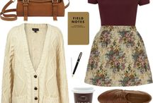 Clothes with style / by Karen Vazquez