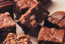 Goodies~Brownies/Blondies/Bar Treats / Sweet Squares! Repin as many as you like....the whole point of this is to share!  / by Ann Levin