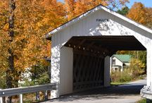Covered Bridges / by Ginger Davies