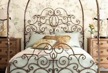 Dream bedrooms / by Jana Chupp