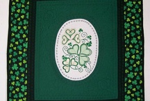 quilts irish / by Deborah Simonick