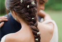 hair / by Brittney Kay Barnes