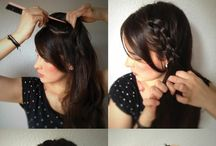 Hair did / by Sheila Faalasli