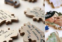 For The Wedding Bells / wedding ideas / by Allison Harold