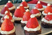 Christmas food / by Irish Britson