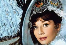 Audrey Hepburn / by Anna Di Cesare