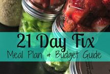 21 day fix / by Tia Woodford
