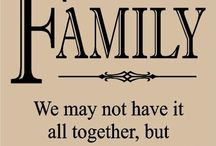 FAMILY / by Bethany Alford