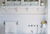 Cottage bathroom redo / by Wendy Rozee DEntremont