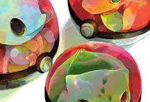 Pokemon!!!! / by Tiarra Fines