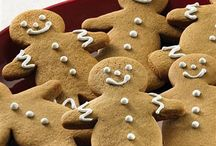 Gingerbread / by Mary Krier