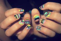 Inspiration: Nails / by Brittany Mc Cune