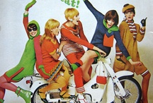 Vintage love / vintage everything I love! 60's 70's Groovy times! / by Donna Veal