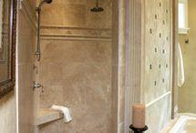 Master Bathroom Ideas / by Nikki Barbre
