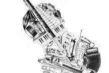 instrumentos / by Steven Montoya Rodriguez