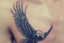 Nice tattoo / by Bennett McManus