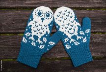 Knitting / by Jessica Rudenauer